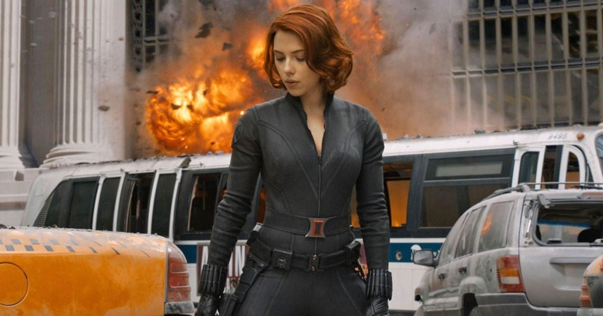 Scarlett Johansson black widow avengers disaster