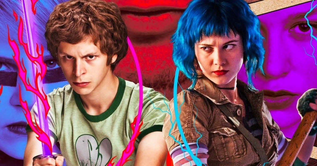 scott pilgrim vs the world dolby cinema poster