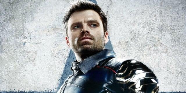 Sebastian Stan Bucky Barnes Falcon and the Winter Soldier