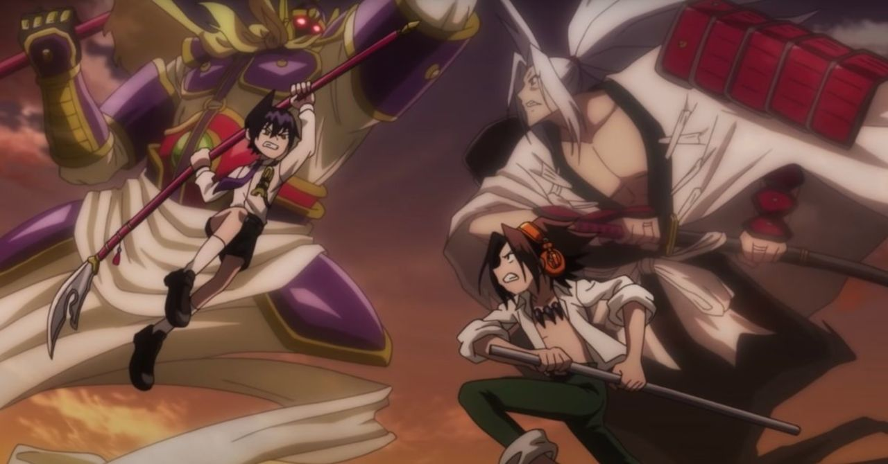 Shaman King Confirms Netflix Release with New Trailer