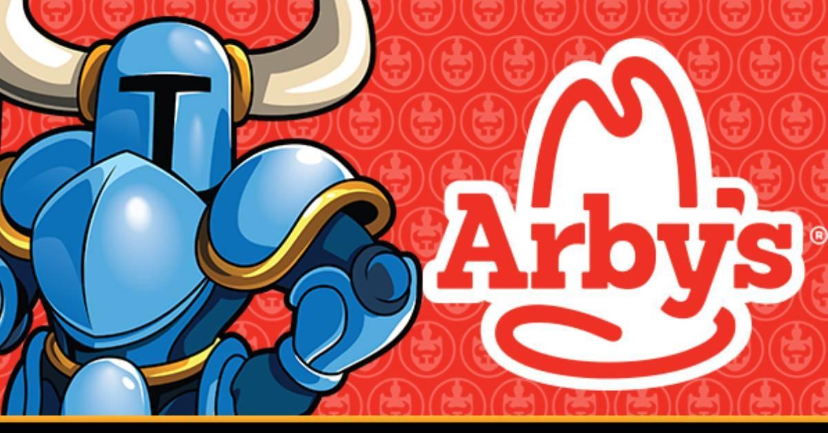 Shovel Knight Arby's