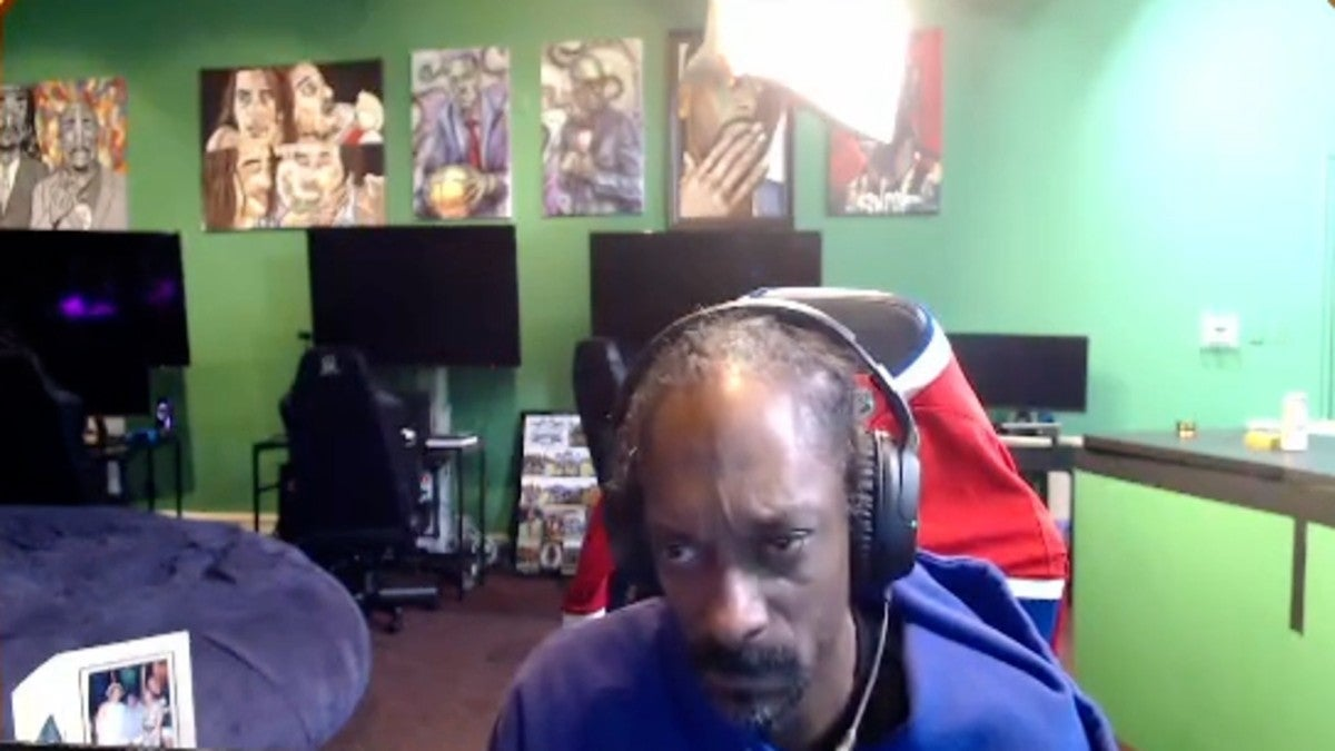 Snoop Dogg Twitch