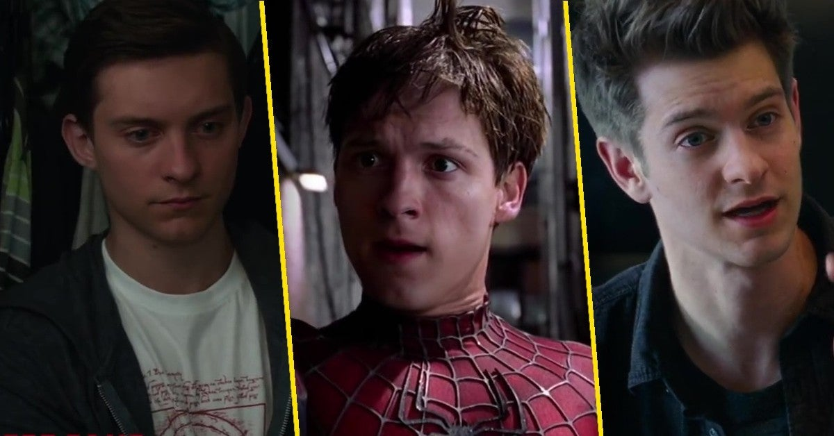 spider-man actor deep fakes