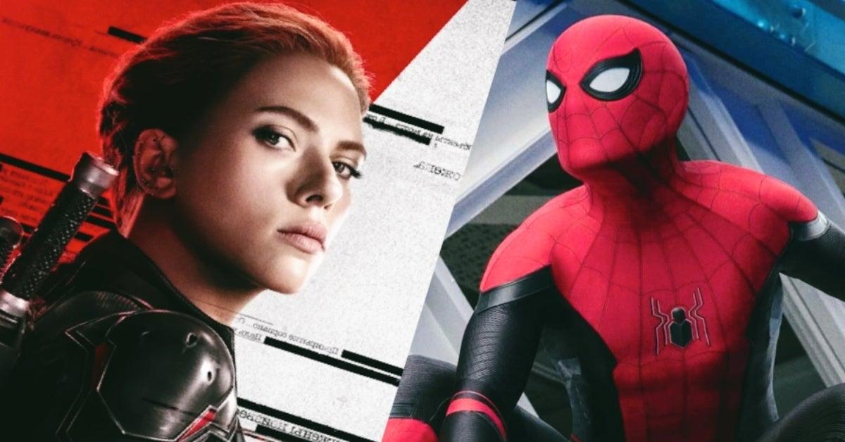 Spider-Man No Way Home Black Widow