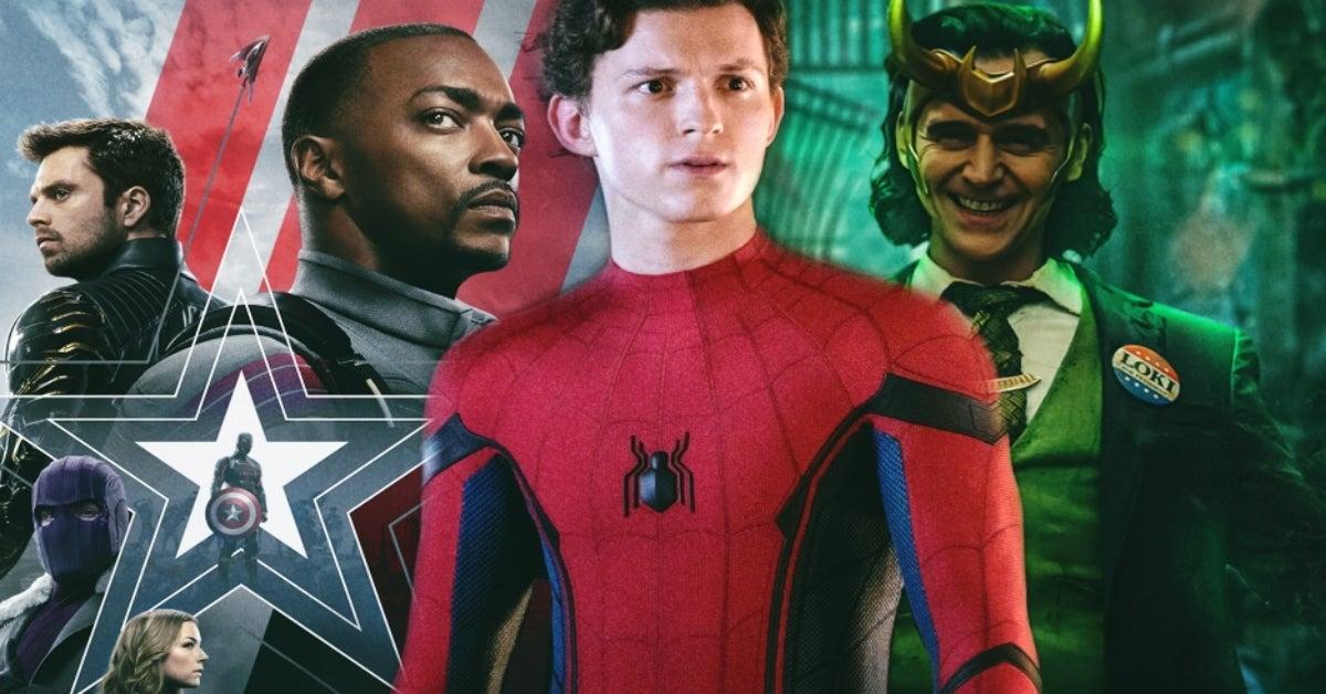 Spider-Man Tom Holland Falcon Winter Soldier Loki COMICBOOKCOM