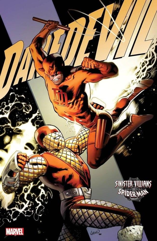 spider man villains variants daredevil 31
