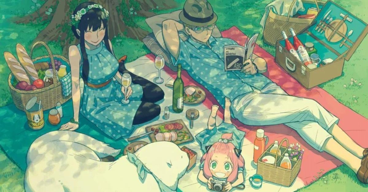Spy x Family Anime Manga Tatsuya Endo