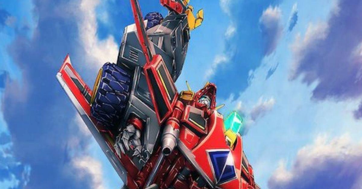 SSSS Dynazenon Poster Gridman Universe Anime