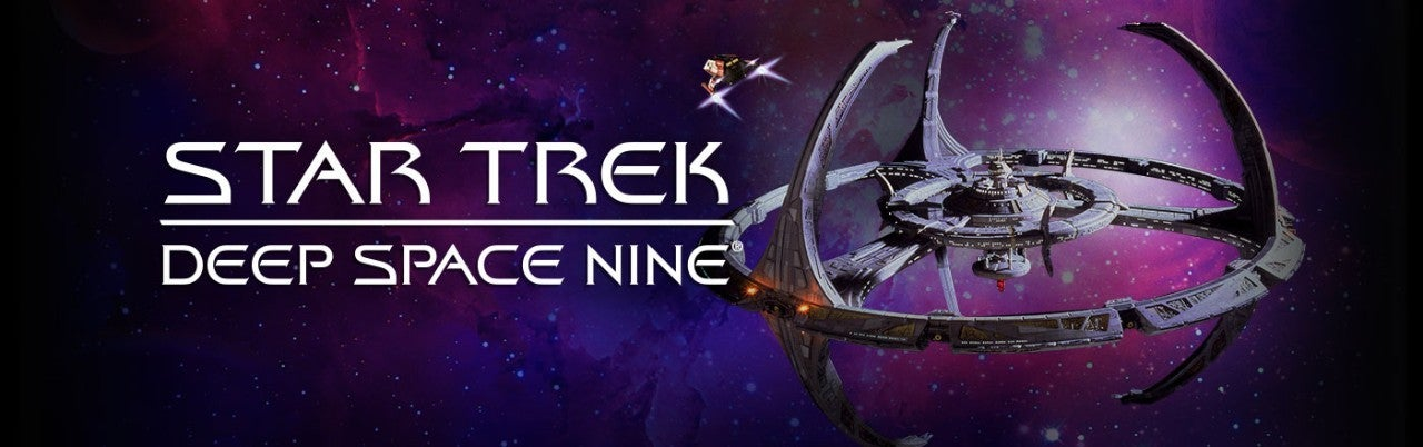 Star Trek Deep Space Nine on Paramount Plus