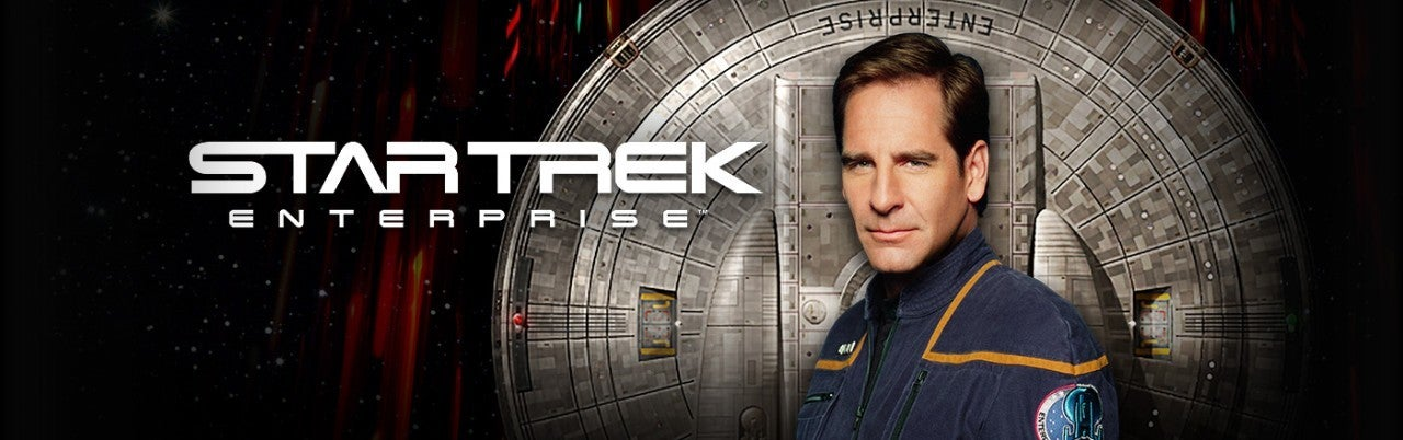 Star Trek Enterprise on Paramount Plus