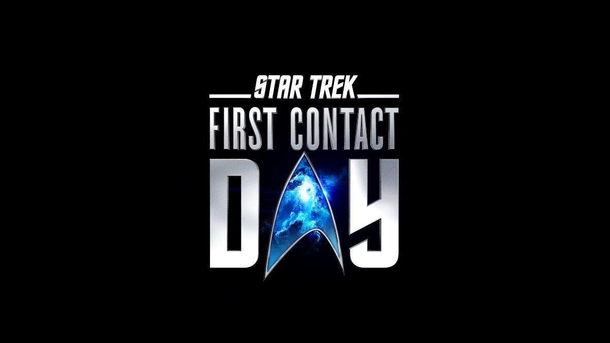 Star Trek First Contact Day Logo