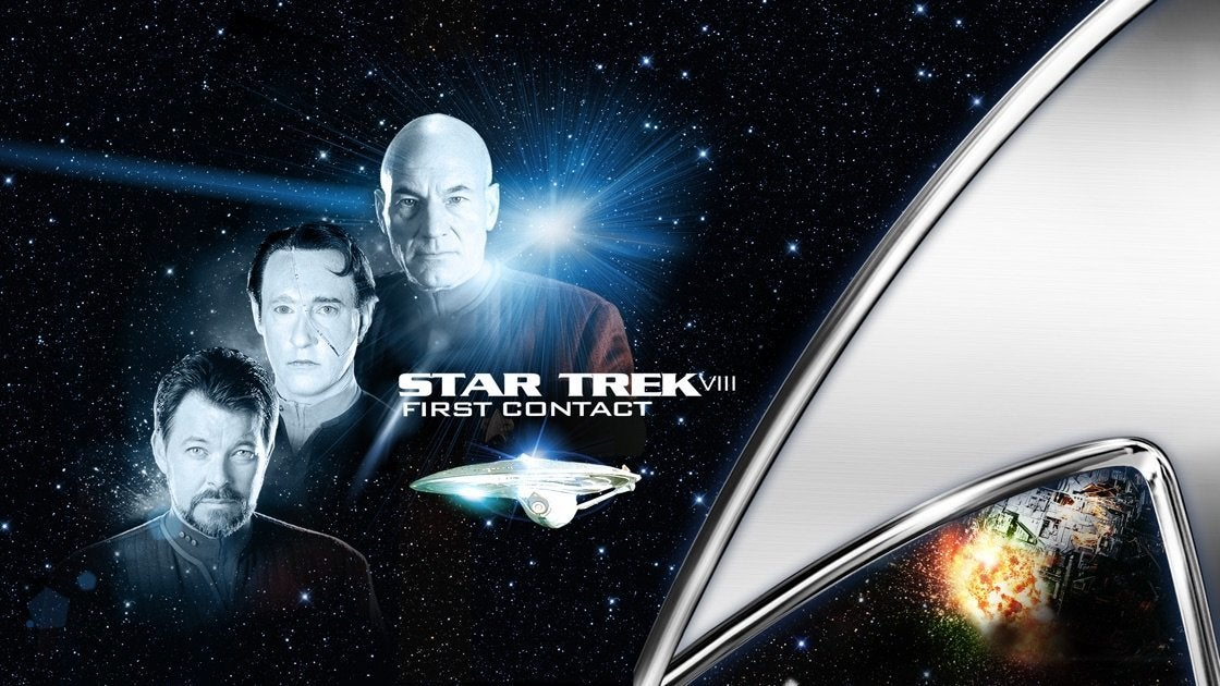 Star Trek First Contact On Paramount Plus