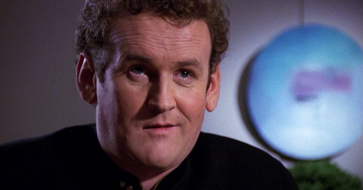 Star Trek Miles O'Brien