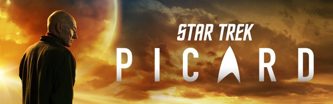 Star Trek Picard on Paramount Plus