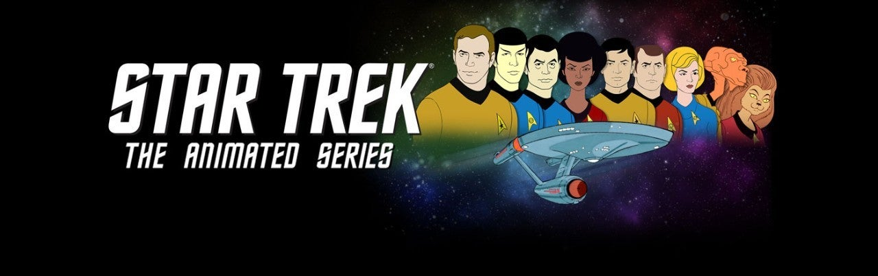 Star Trek The Animated Series on Paramount Plus