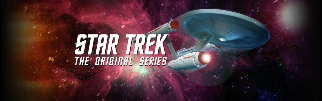 Star Trek The Original Series on Paramount Plus