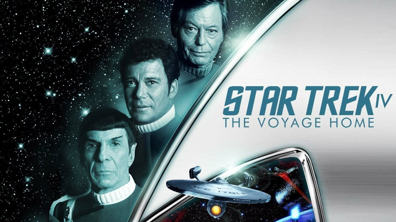 Star Trek The Voyage Home On Paramount Plus