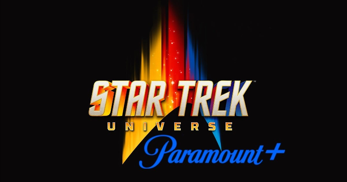 Star Trek TV Shows and Movies Now On Paramount Plus