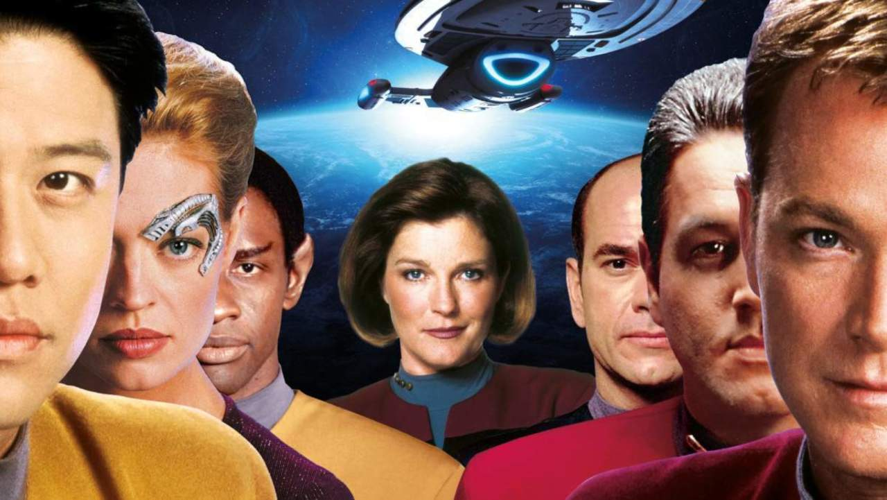 Star Trek: Voyager Documentary Becomes Most Crowdfunded Documentary Ever