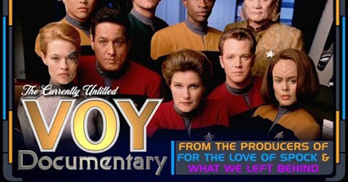 Star Trek Voyager Documentary