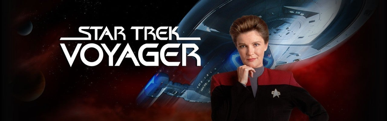 Star Trek Voyager on Paramount Plus