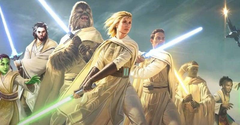 Star Wars High Republic Avar Kriss Marshal Starlight Beacon