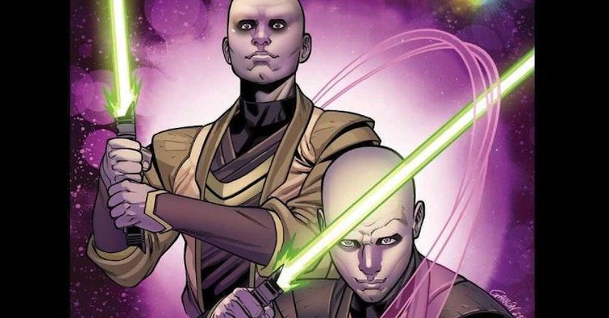 Star Wars High Republic Trans Non-Binary Characters Terec Ceret