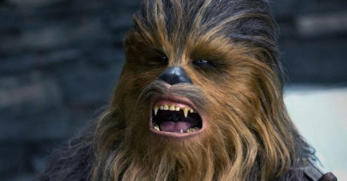 star wars rise of skywalker chewbacca joonas suotamo