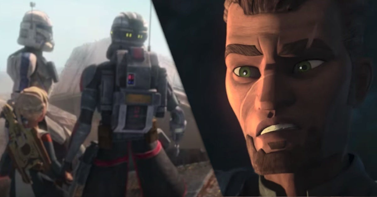 Star Wars The Bad Batch Saw Gerrera Captain Rex Fennec Shand Returning Cameos