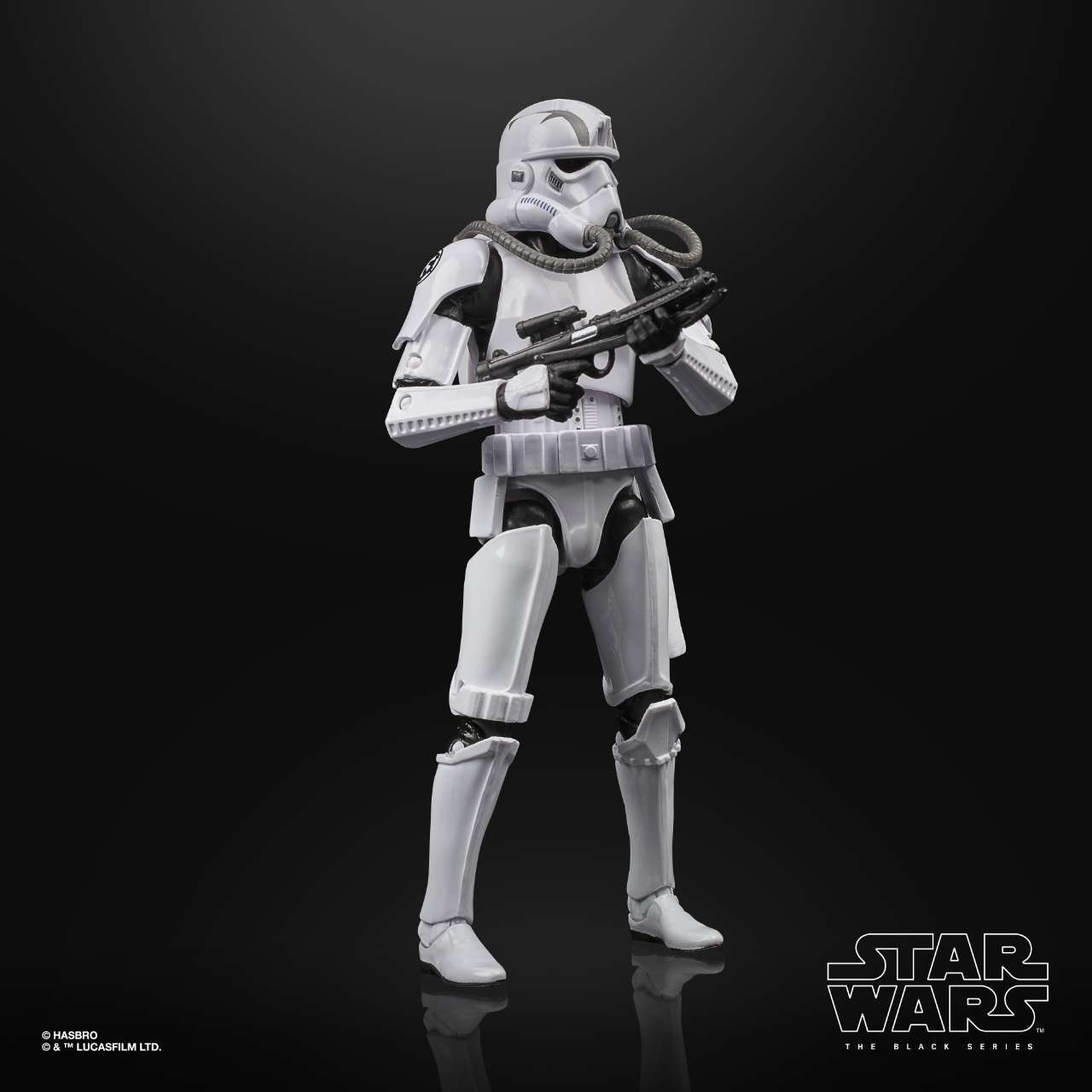Star Wars Gaming Greats Black Series Imperial Rocket Trooper Exclusive Launches Today