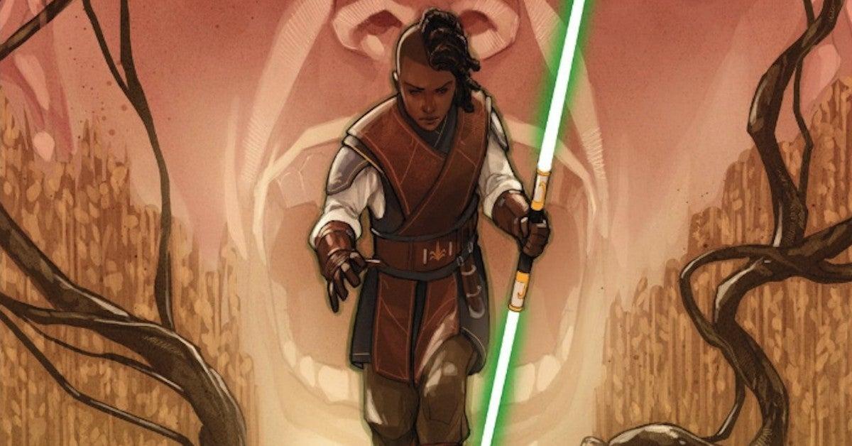Star Wars The High Republic Drengir Dark Side powers  Comic 3 Spoilers