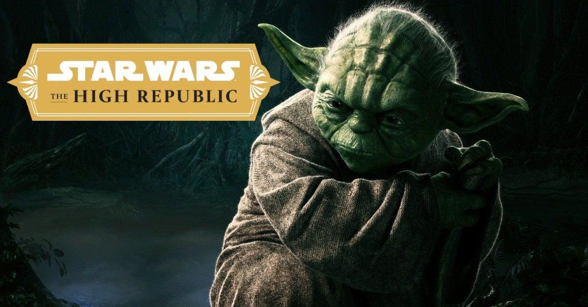 Star Wars The High Republic Young Yoda Explained Cavan Scott
