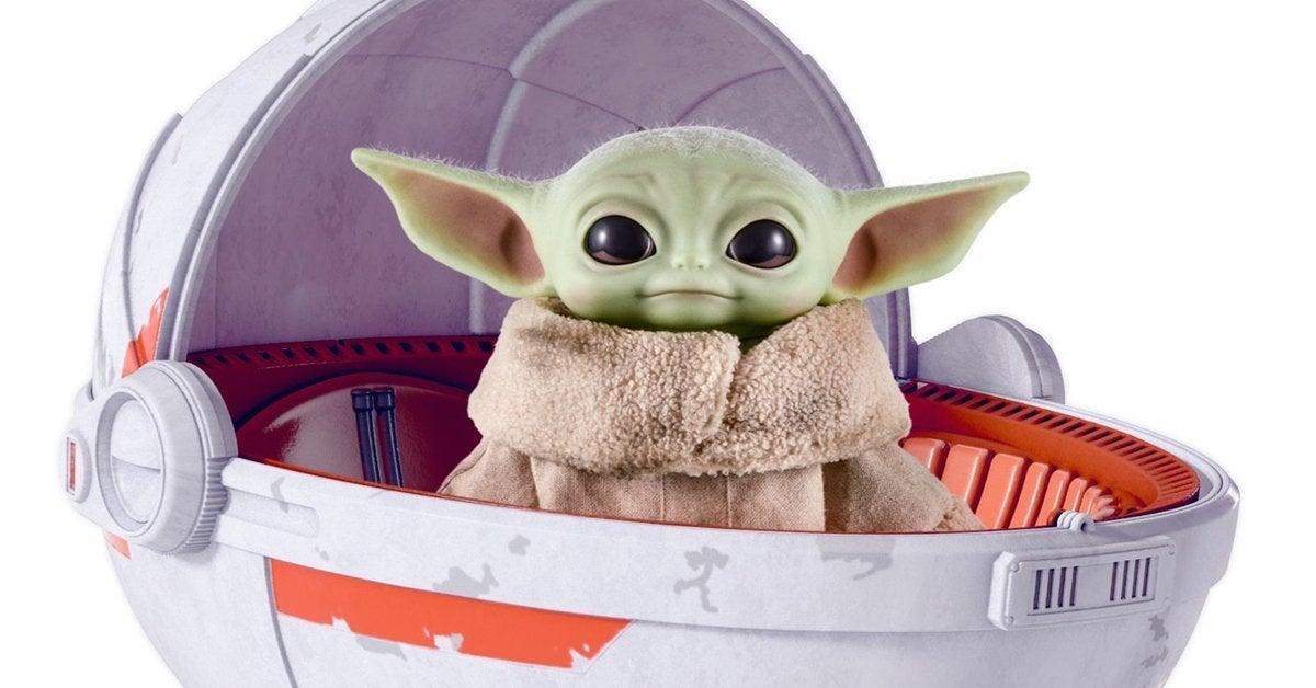 star wars the mandalorian baby yoda header