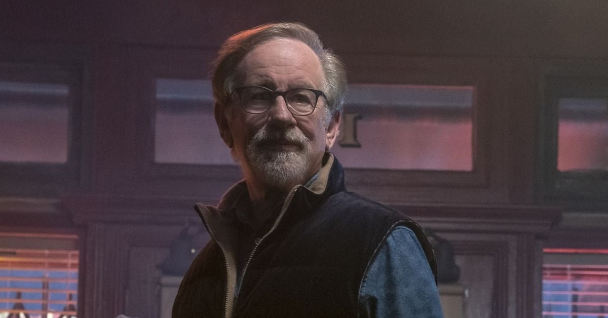 steven spielberg movie life