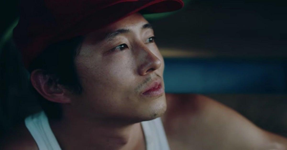 Steven Yeun Minari