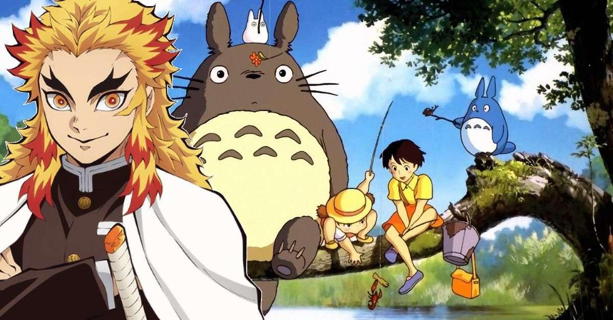 Studio Ghibli Demon Slayer Miyazaki