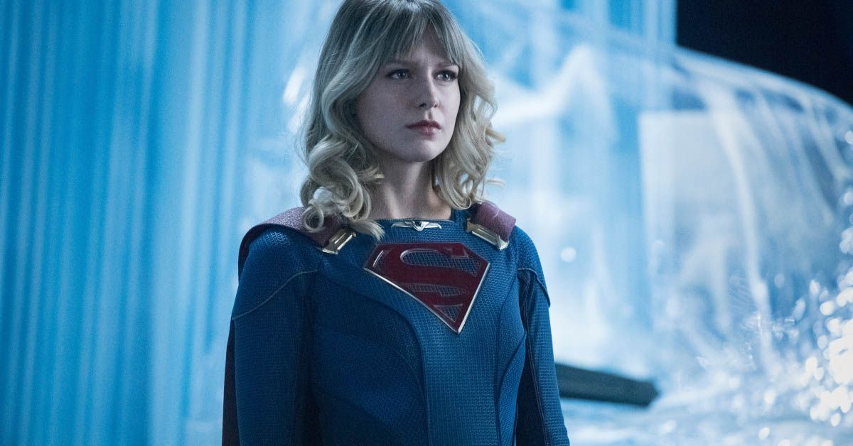 supergirl season 6 premeire photos rebirth
