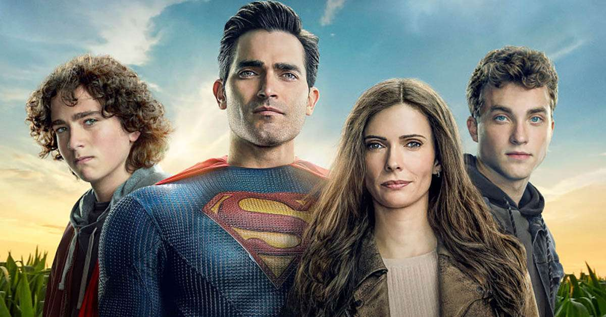 superman and lois new poster