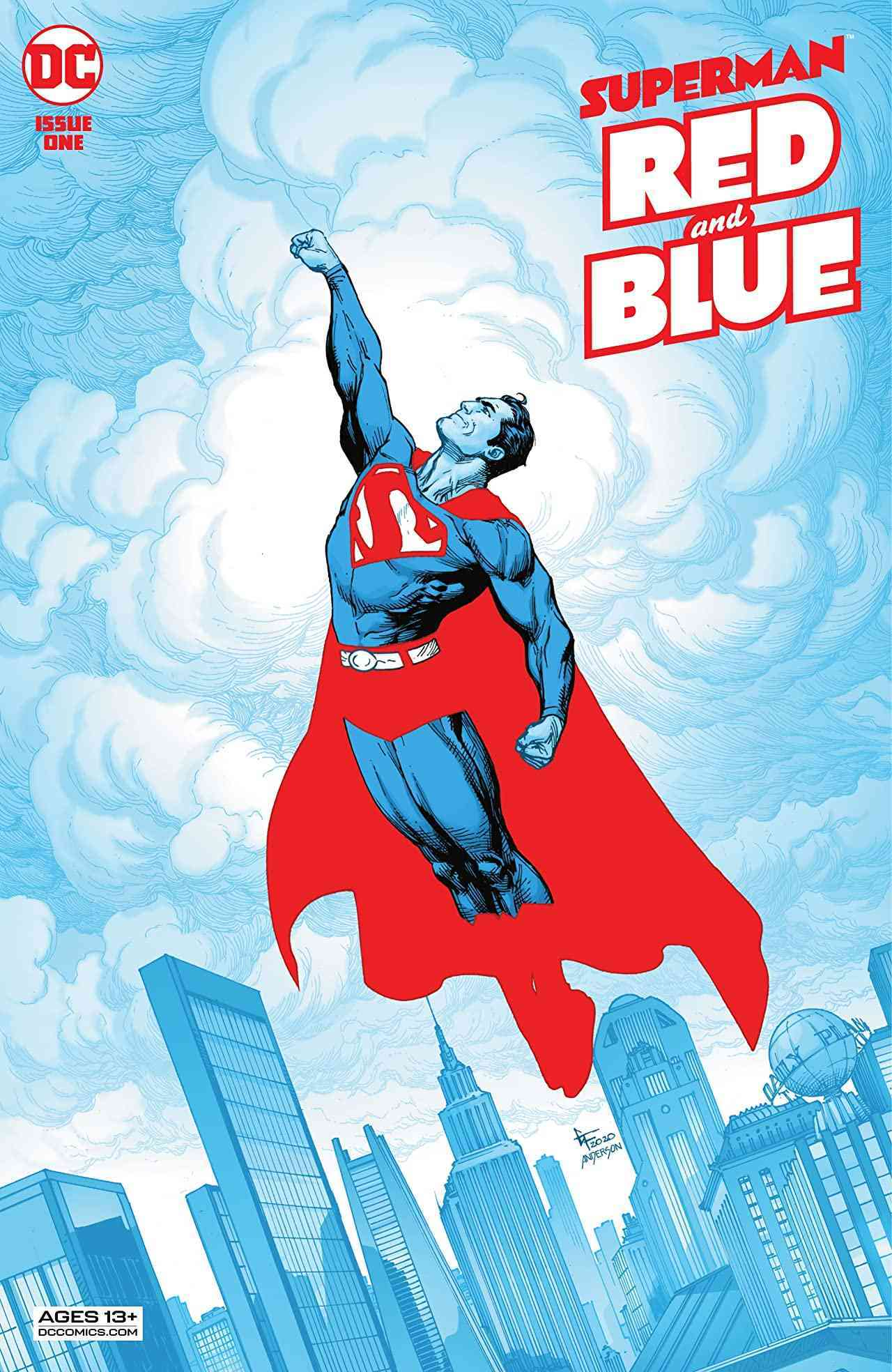 Superman Red & Blue #1