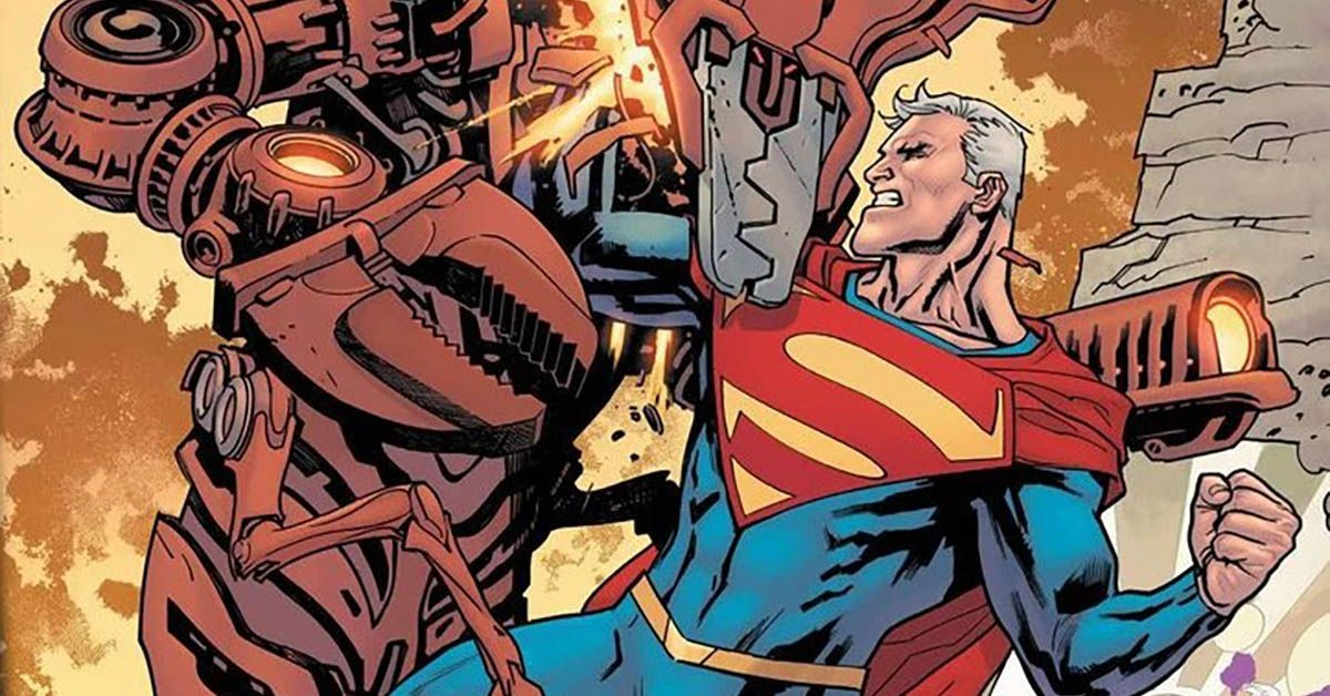 superman vs imperious lex 3