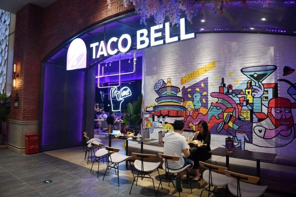taco bell new restaurant