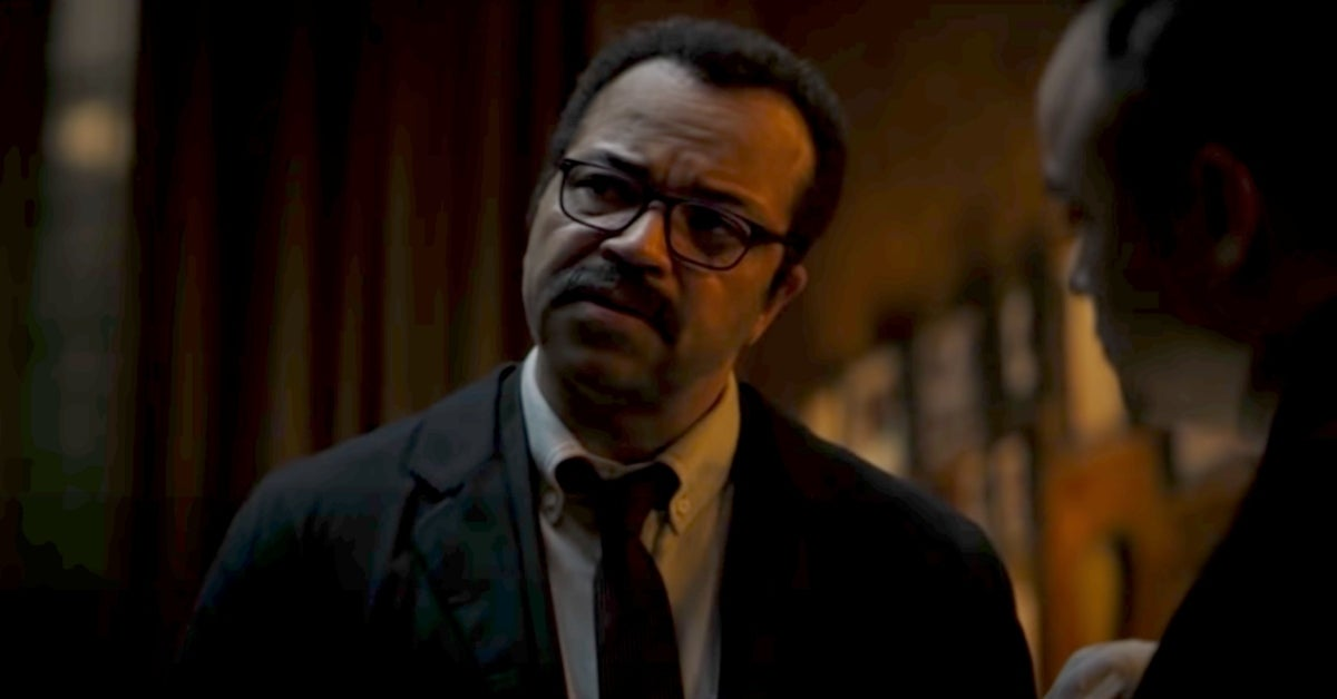 The Batman Jim Gordon Jeffrey Wright