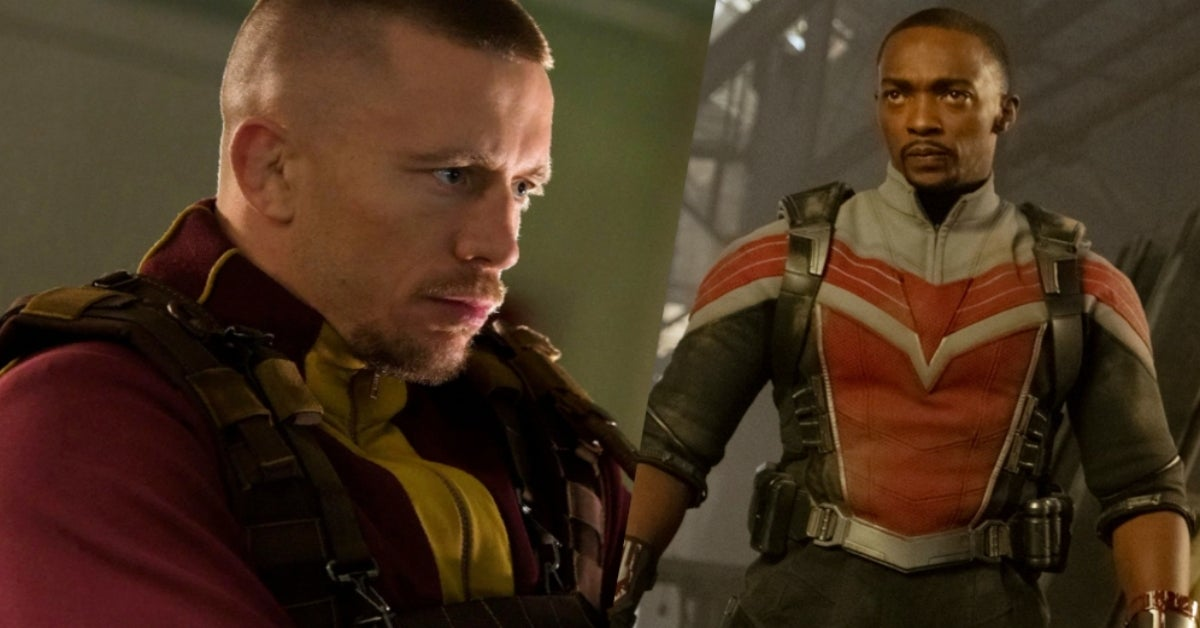 The Falcon and the Winter Soldier Batroc Georges St-Pierre