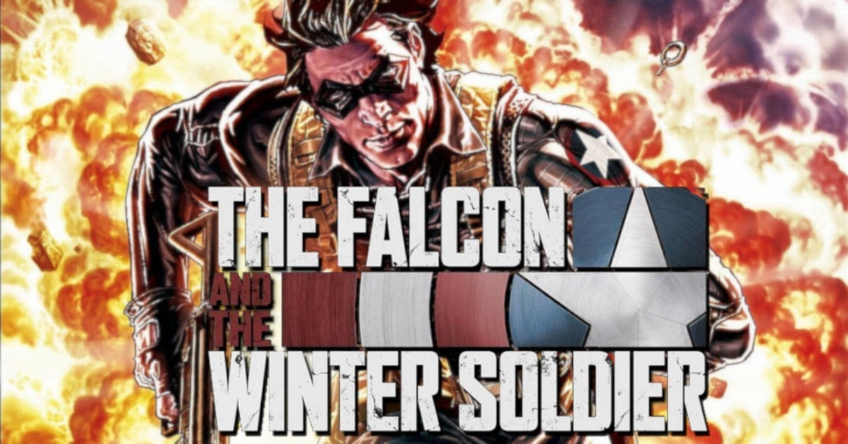 The Falcon and the Winter Soldier Creator Ed Brubaker Mixed Feelings TV Series Disney Plus