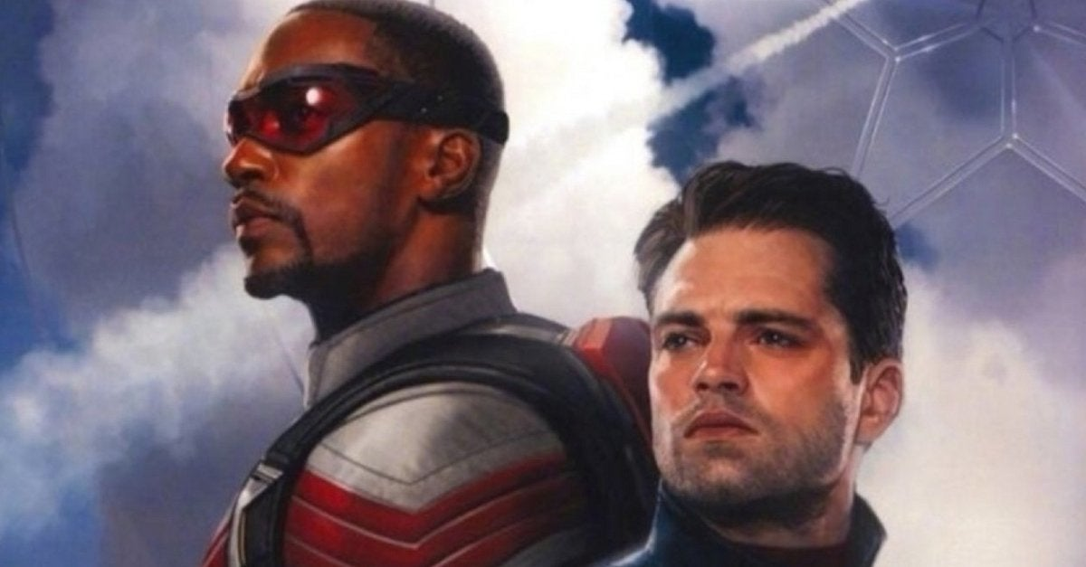 The Falcon And The Winter Soldier Marvel Featurette
