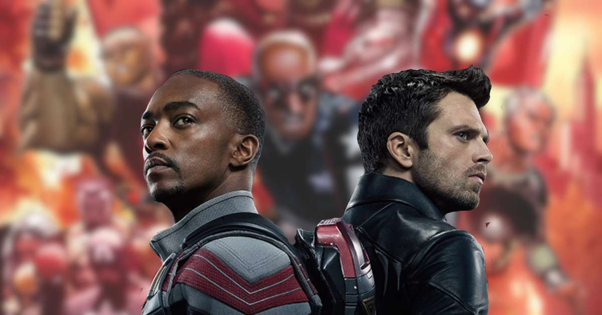 The Falcon Winter Soldier Young Avengers Connections Eli Bradley Patriot