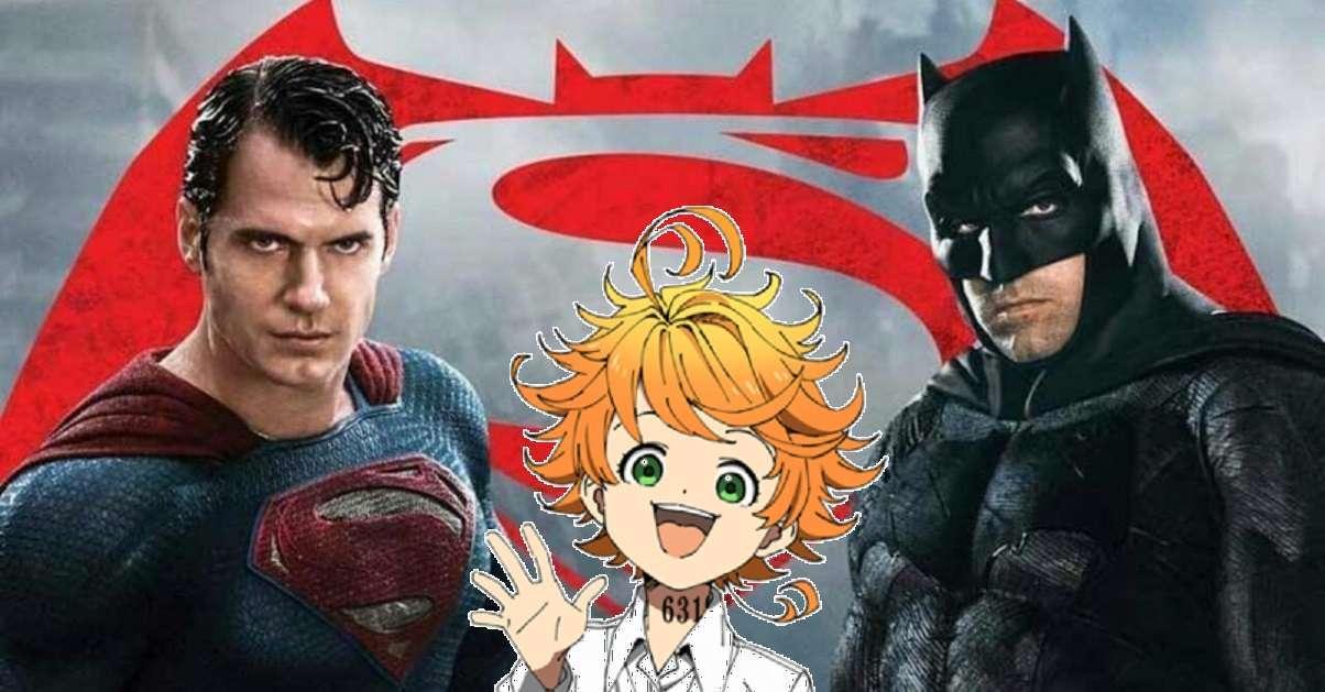 The Promised Neverland Batman V Superman