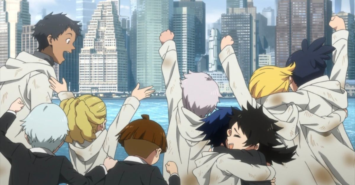 The Promised Neverland Season 2  Bad ending how not to end an anime