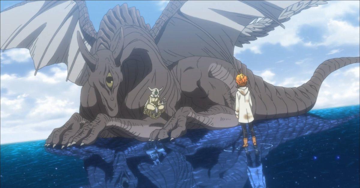 The Promised Neverland Season 2 Anime Ending Promise