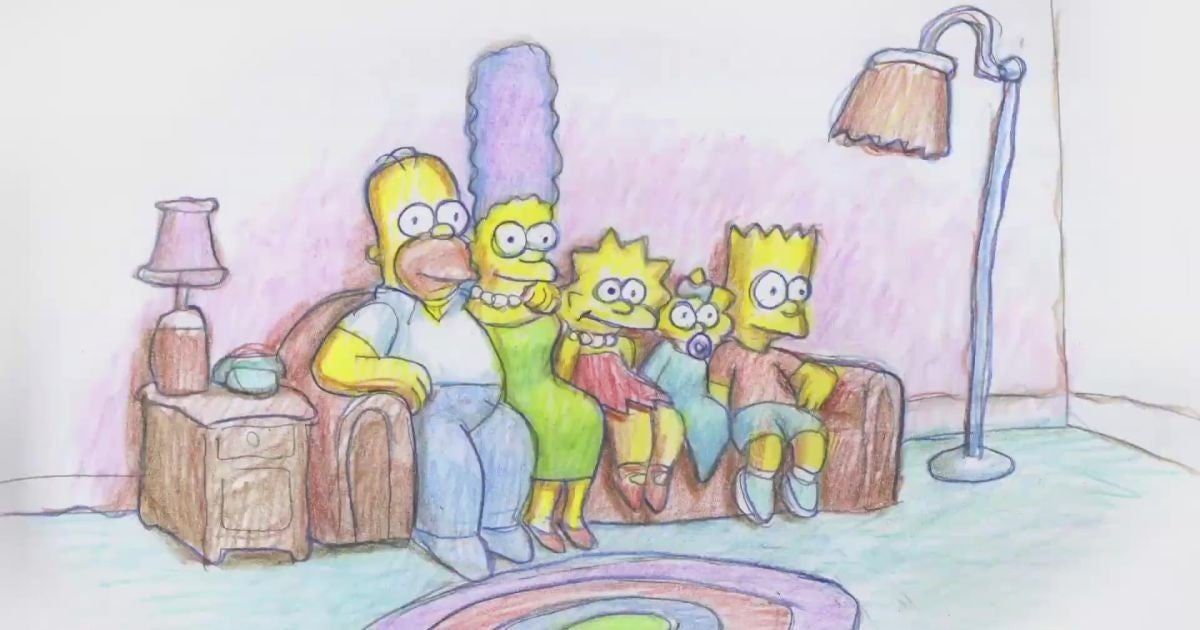 the simpsons 700th epsode couch gag